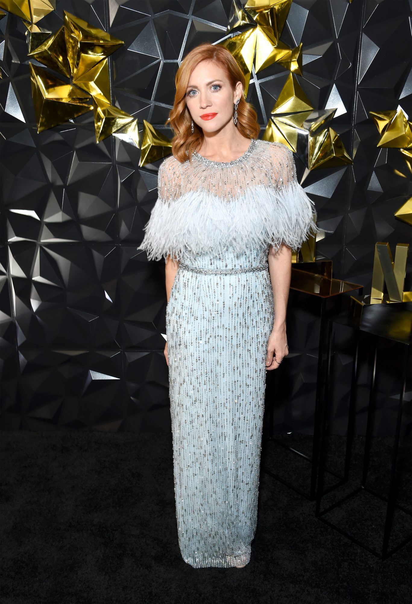 Emmys After Party- Brittany Snow