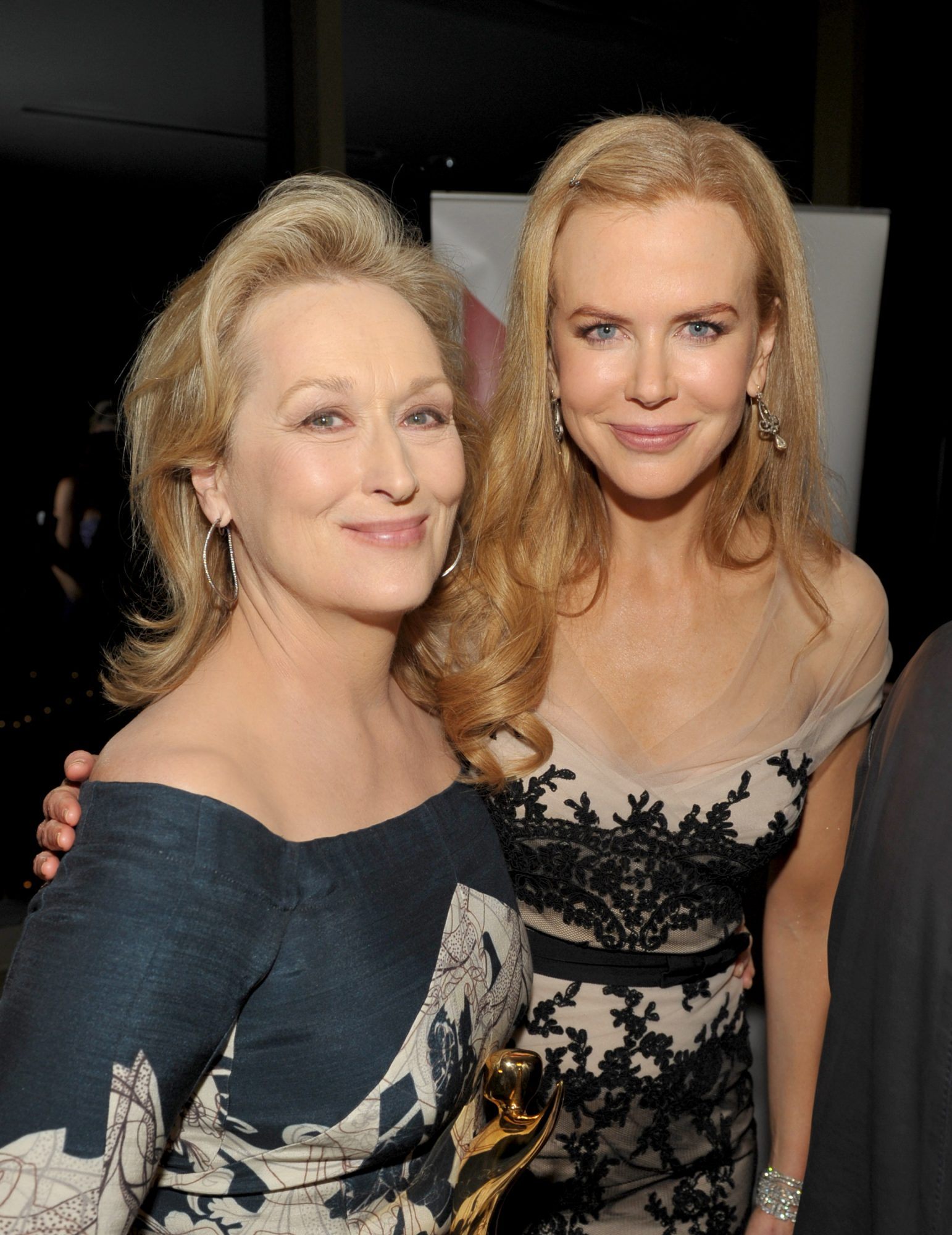 Meryl Streep and Nicole Kidman