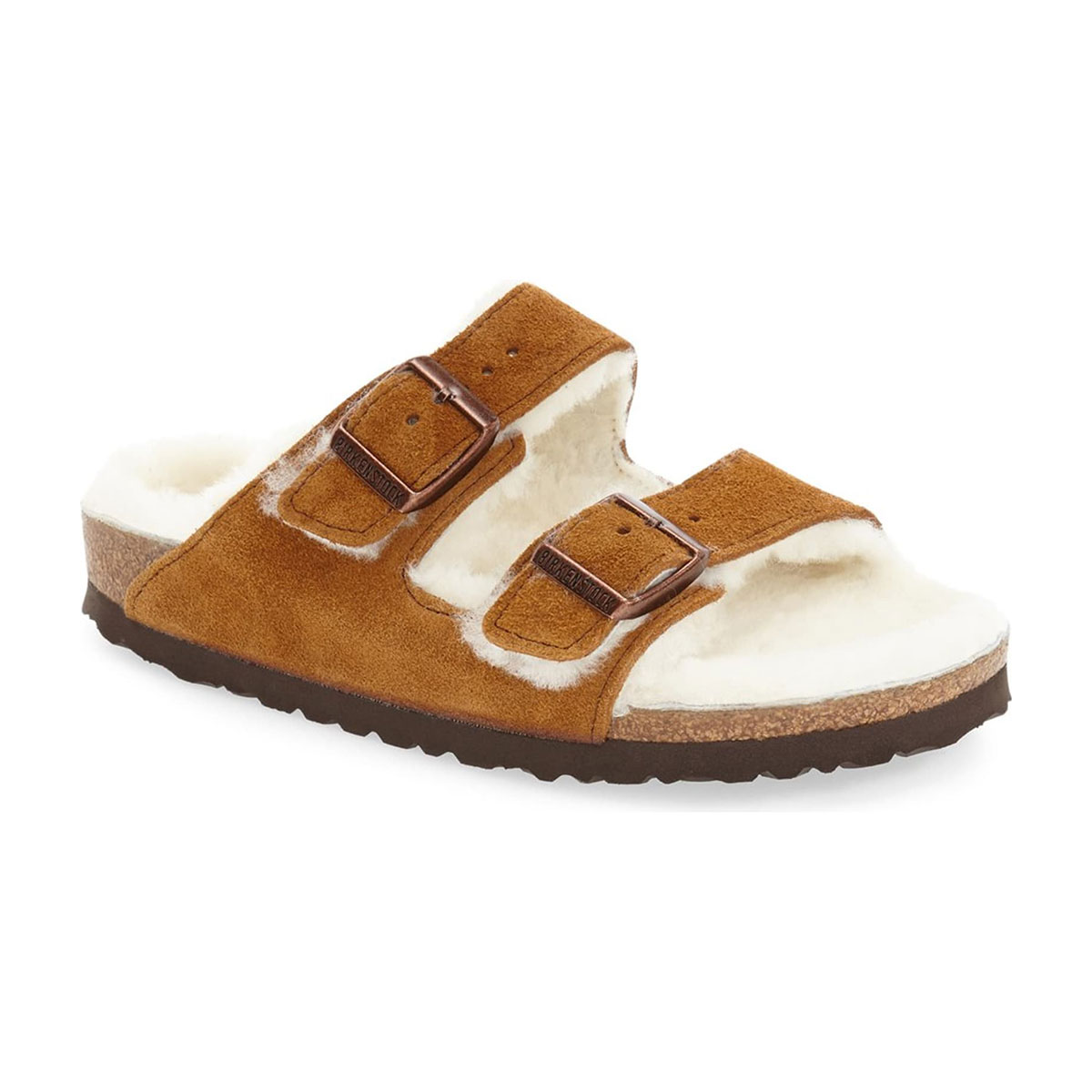 Arizona' Genuine Shearling Lined Sandal BIRKENSTOCK