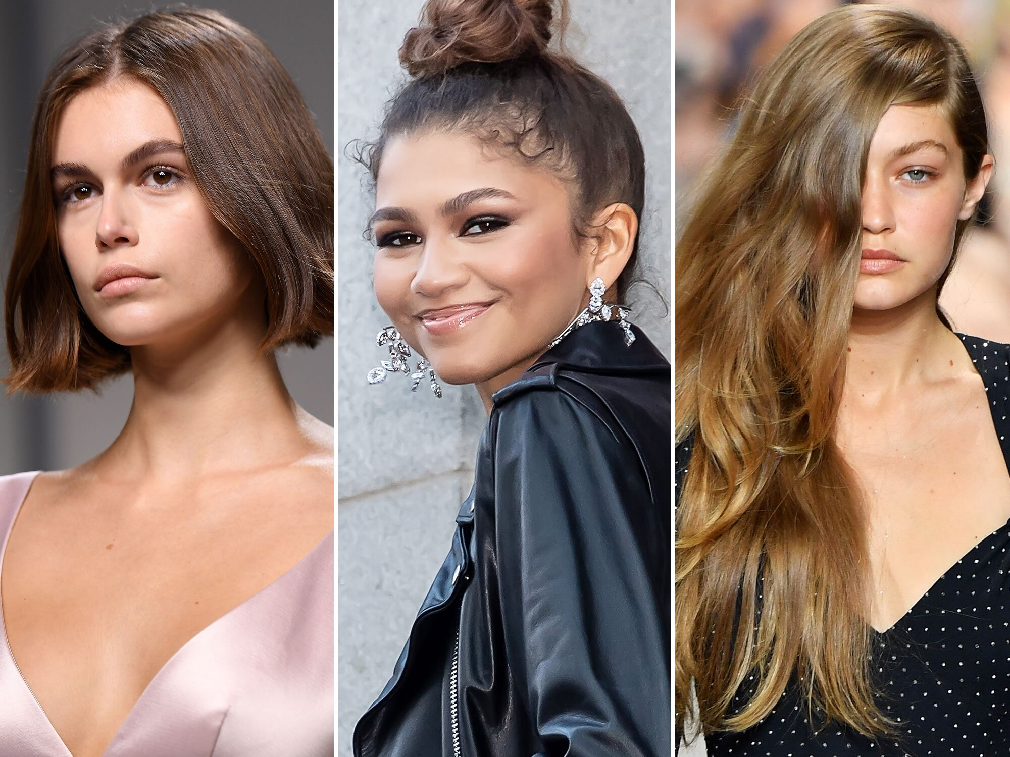 Fall 2020 Hair Trends.2020 Beauty Trends Hair And Makeup Predictions Instyle Com
