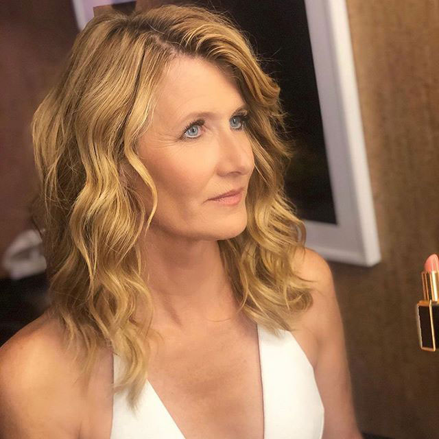 December Issue: Laura Dern on Beauty