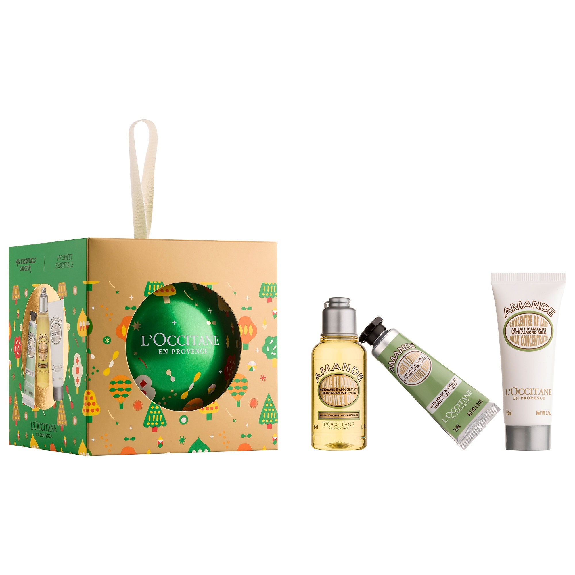 $15 and Under: L'Occitane Holiday Almond Ornament