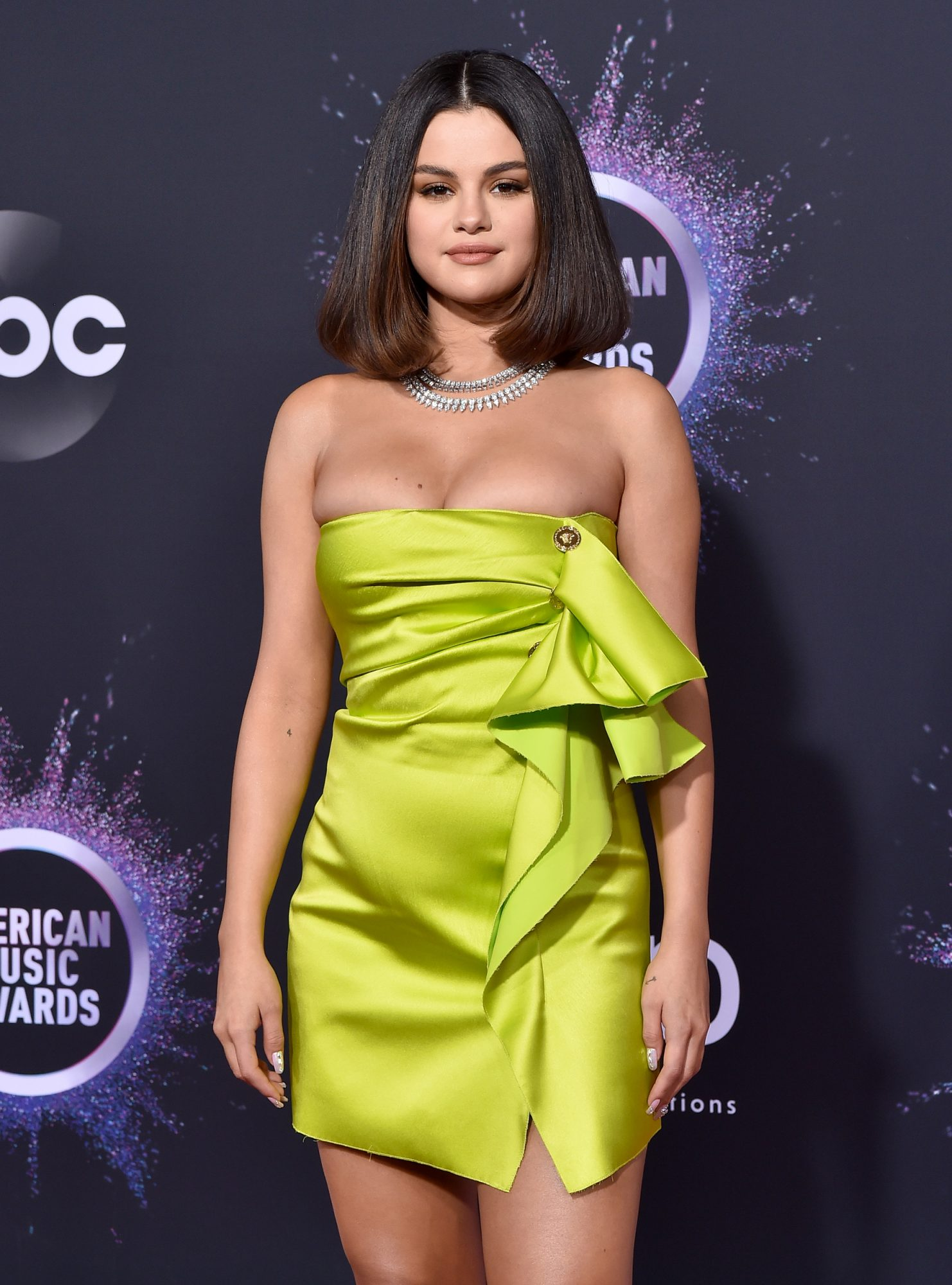 Holiday Outfits - Selena Gomez