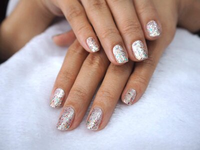 Easy Diy New Years Eve Manicure Instyle Com
