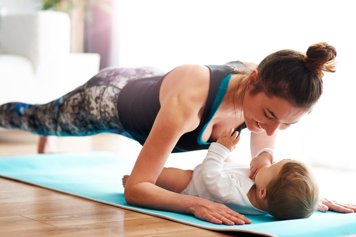 Post-Partum Fitness Myths