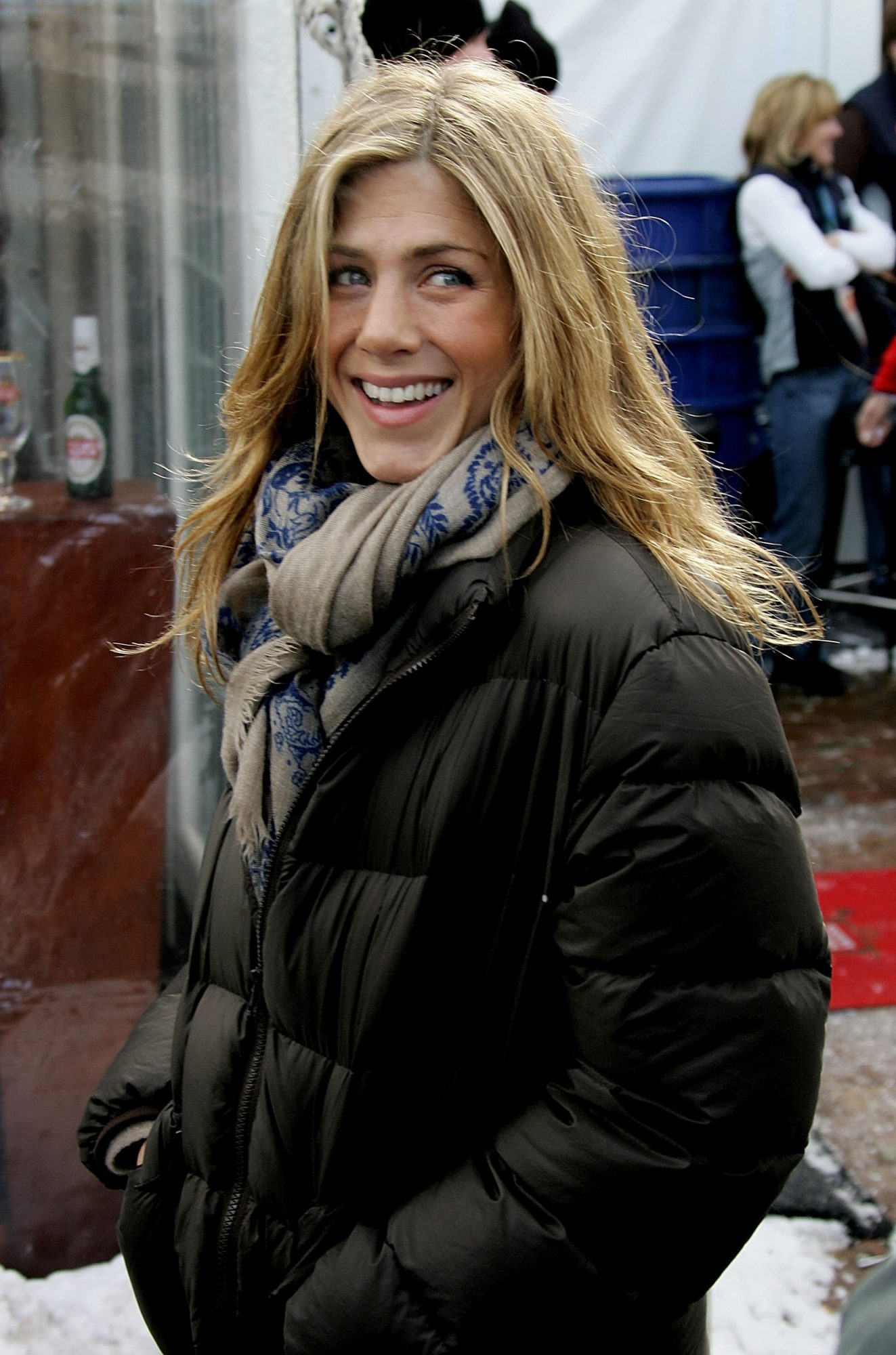 Jennifer Aniston has worn this coat for years and it's on sale