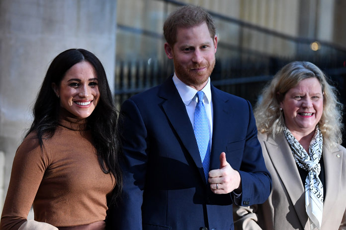 Prince Harry Didn't Just Pitch Disney on Meghan's Voiceover Talent