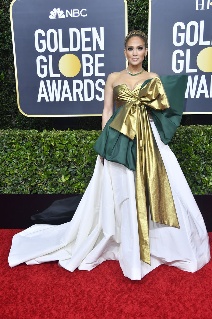 Jennifer Lopez 77th Annual Golden Globe Awards
