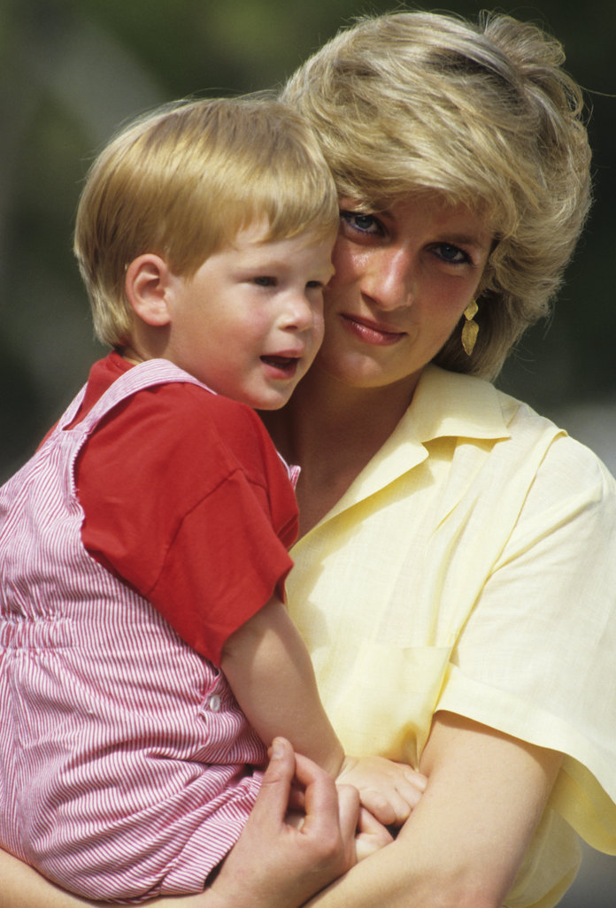 Princess Diana Thank You Letter Prince William Birthday Police