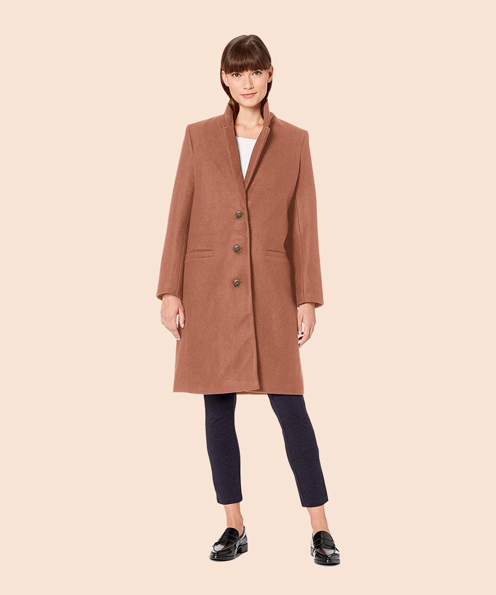 """Amazon Shoppers Call This """"The Perfect Coat"""
