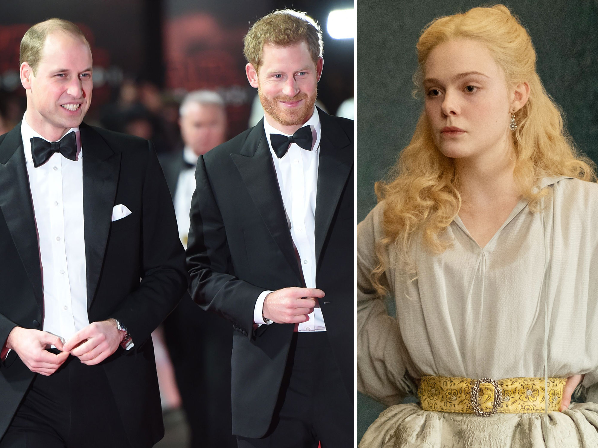 Prince Harry and Prince William Are Direct Descendants of Catherine the Great