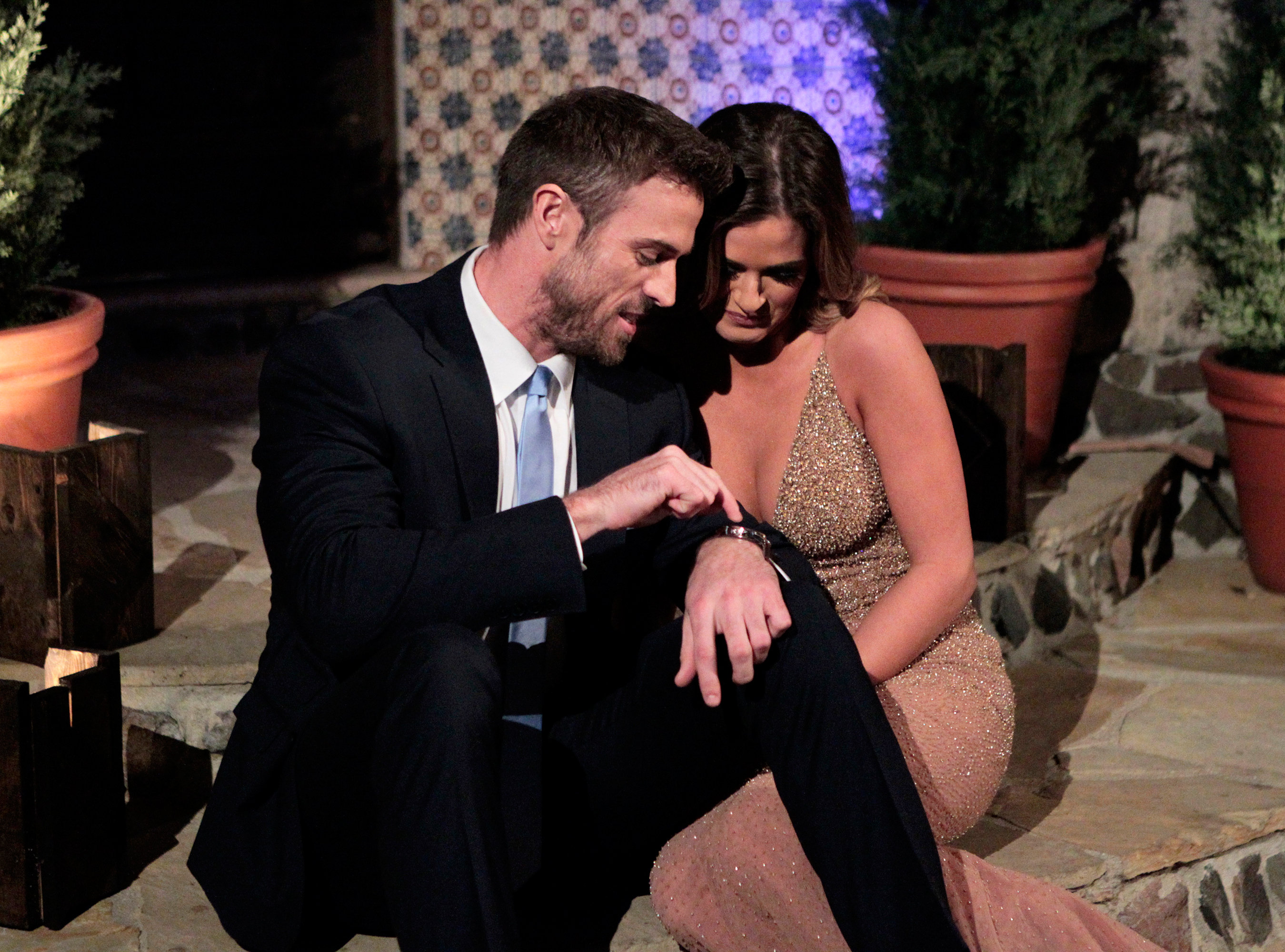 Chad Johnson The Bachelorette - Embed 2