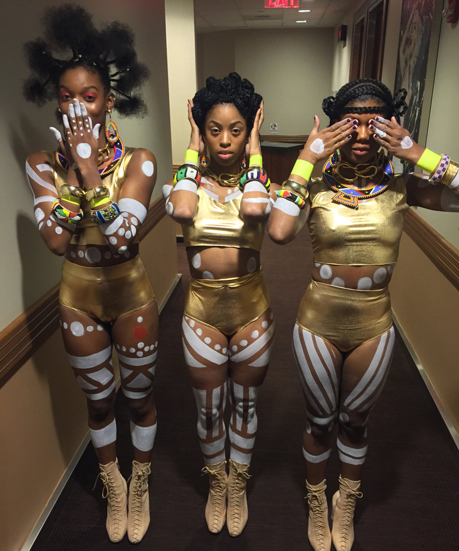 Beyonce Dancers Stylist 4 - Embed 2016