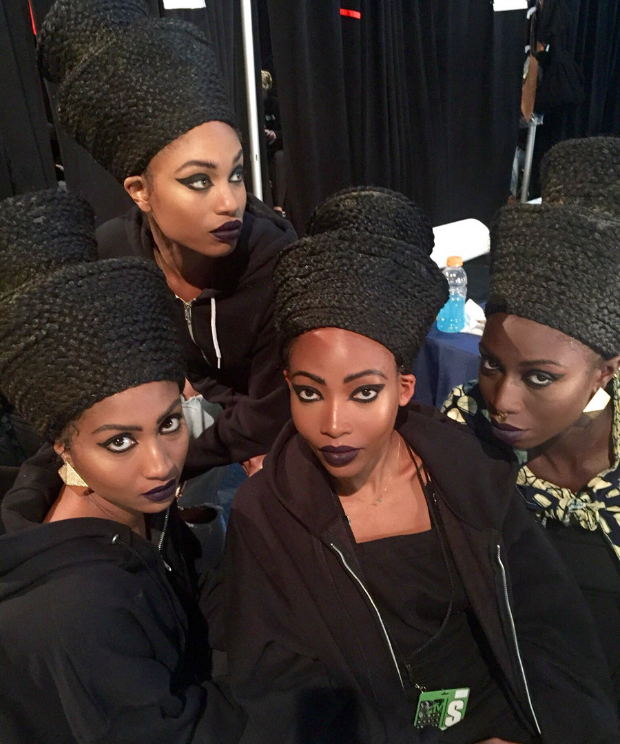 Beyonce Dancers Stylist 5 - Embed 2016