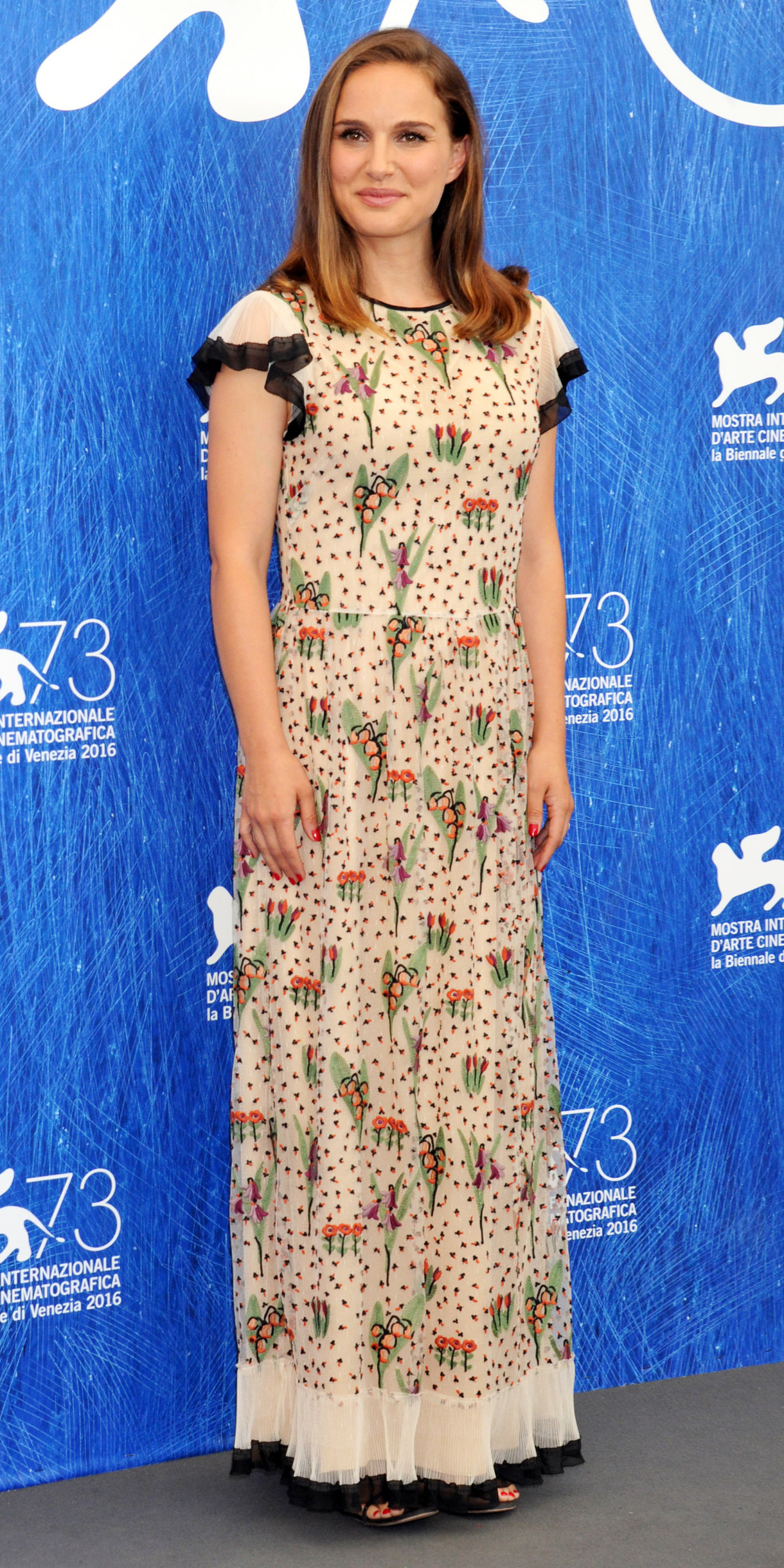 9/7/2016 - 73rd Venice Film Festival, Photocall film  Jackie ''. Pictured: Natalie Portman (Photo by PA Images/Sipa USA)