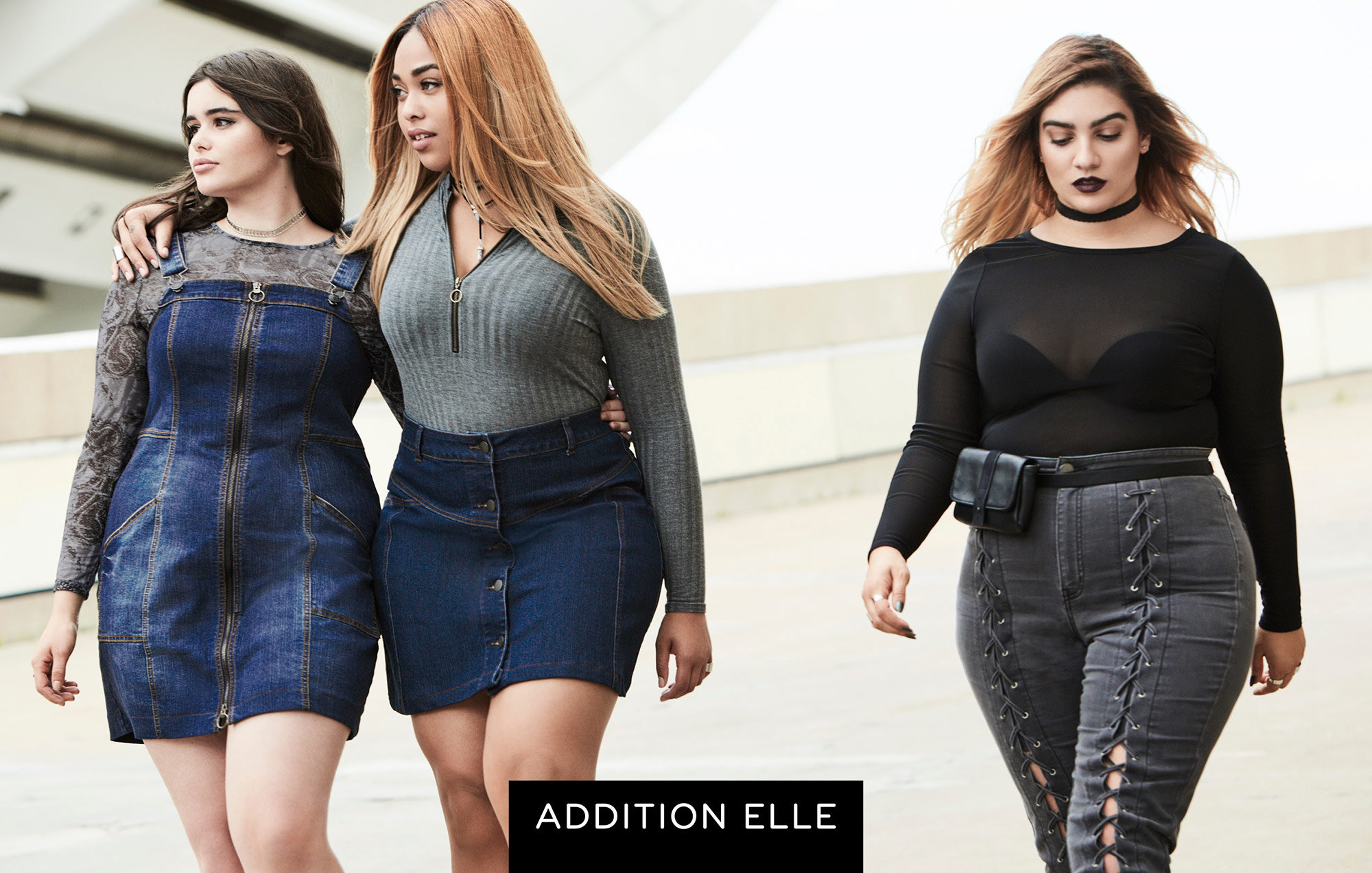 Addition Elle Campaign - Embed 2
