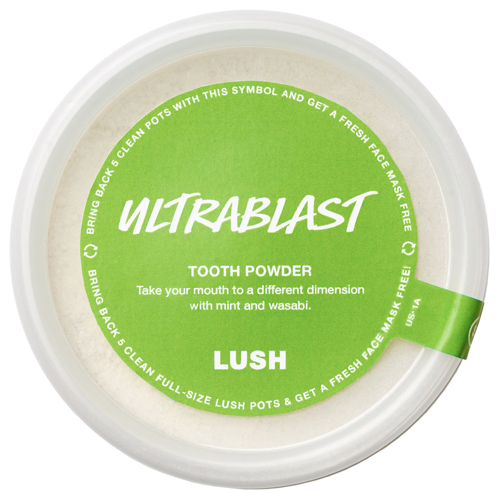 Wasabi Toothpaste - Embed