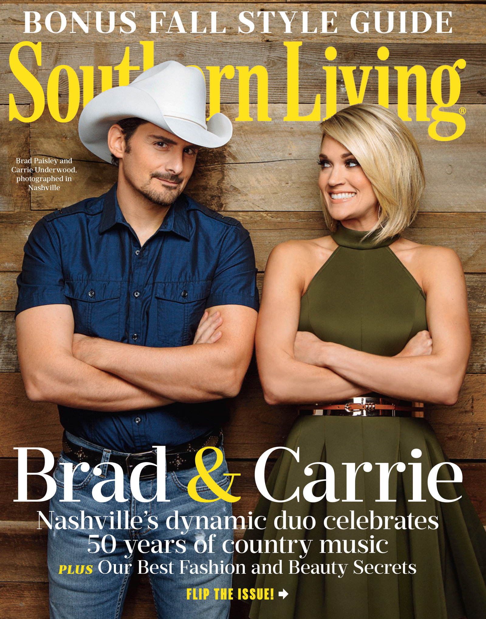 Souther Living - Brad and Carrie LEAD