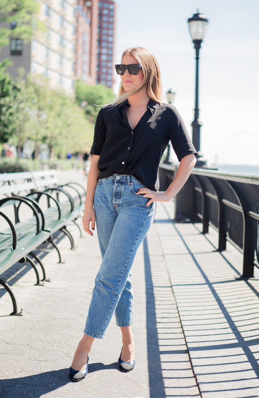 Callie - Asos Jeans EMBED