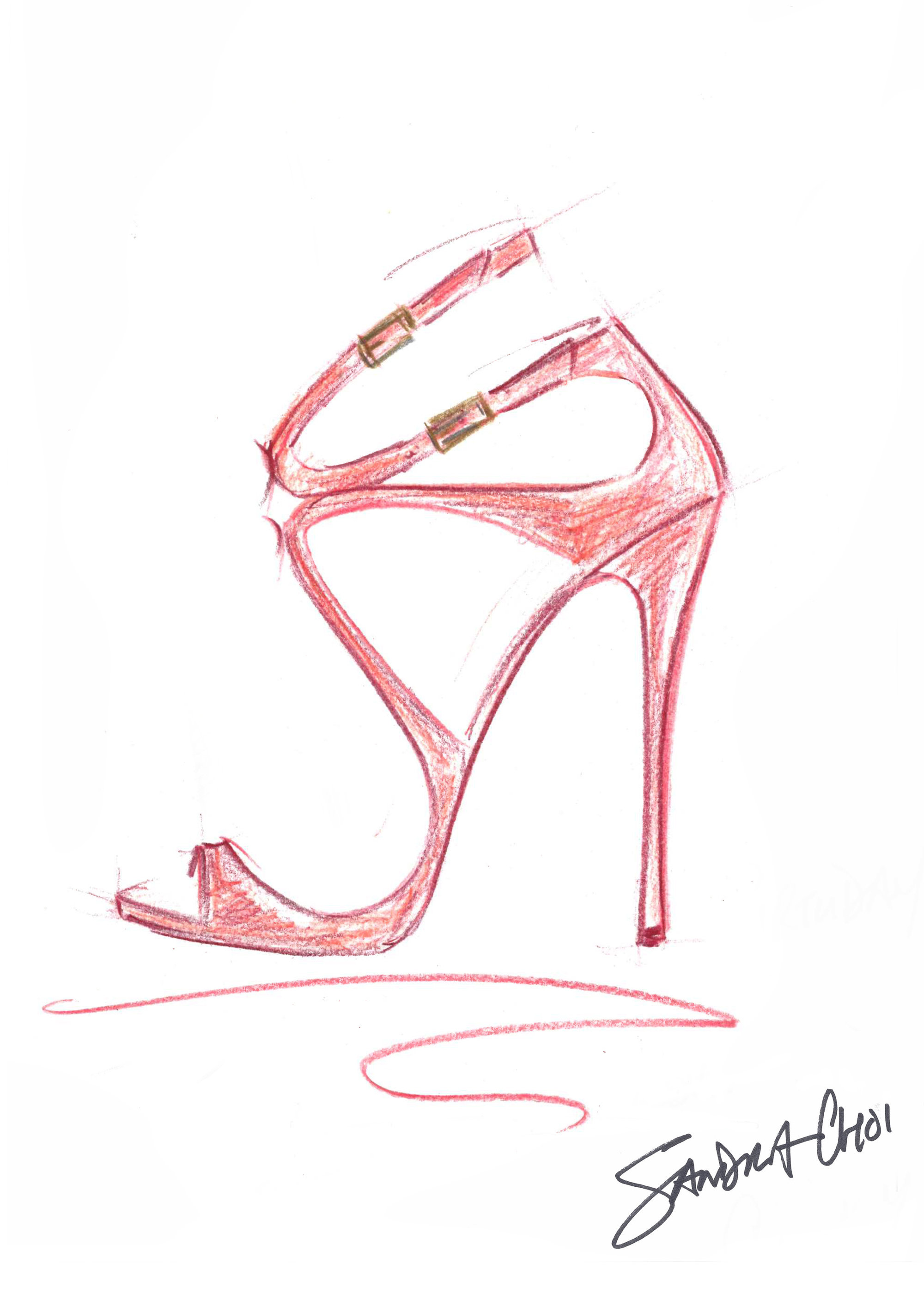 Jimmy Choo Shoe on the Red Carpet - Embed 1