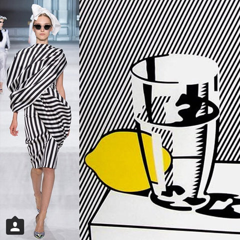 Fashion/Art Instagrams