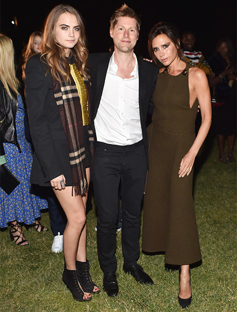Burberry London in Los Angeles Event