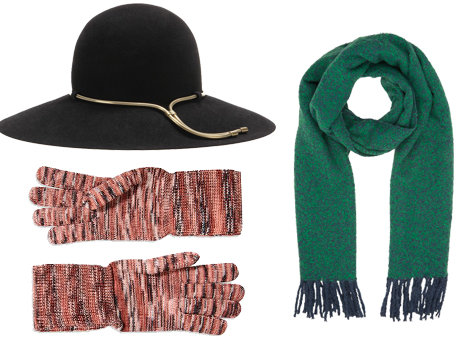 Winter Accessories to Shop On Sale