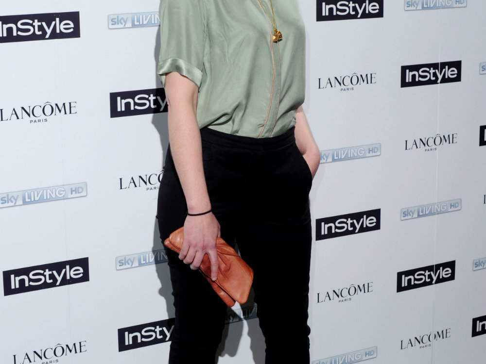 Maimie McCoy at the InStyle BAFTA party