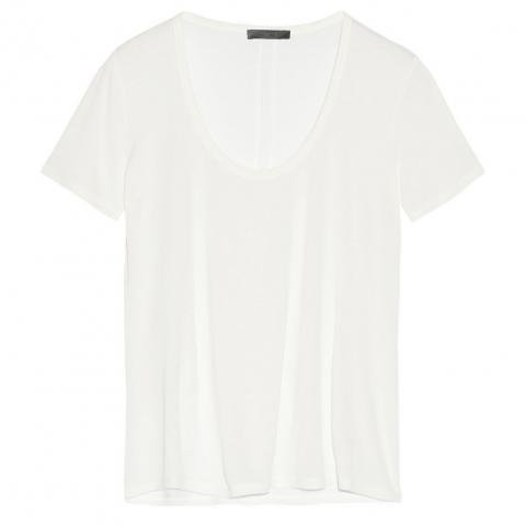 The Row Sabeen Jersey Tee