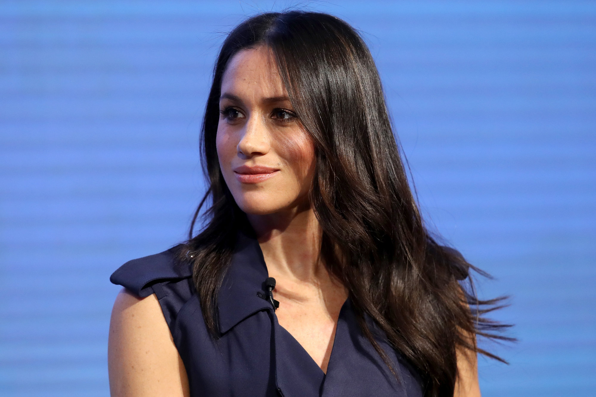 Hillary Clinton Seems Show Her Support for Meghan Markle