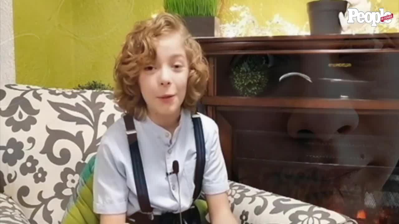 Diego Escalona es Nicky en La suerte de Loli