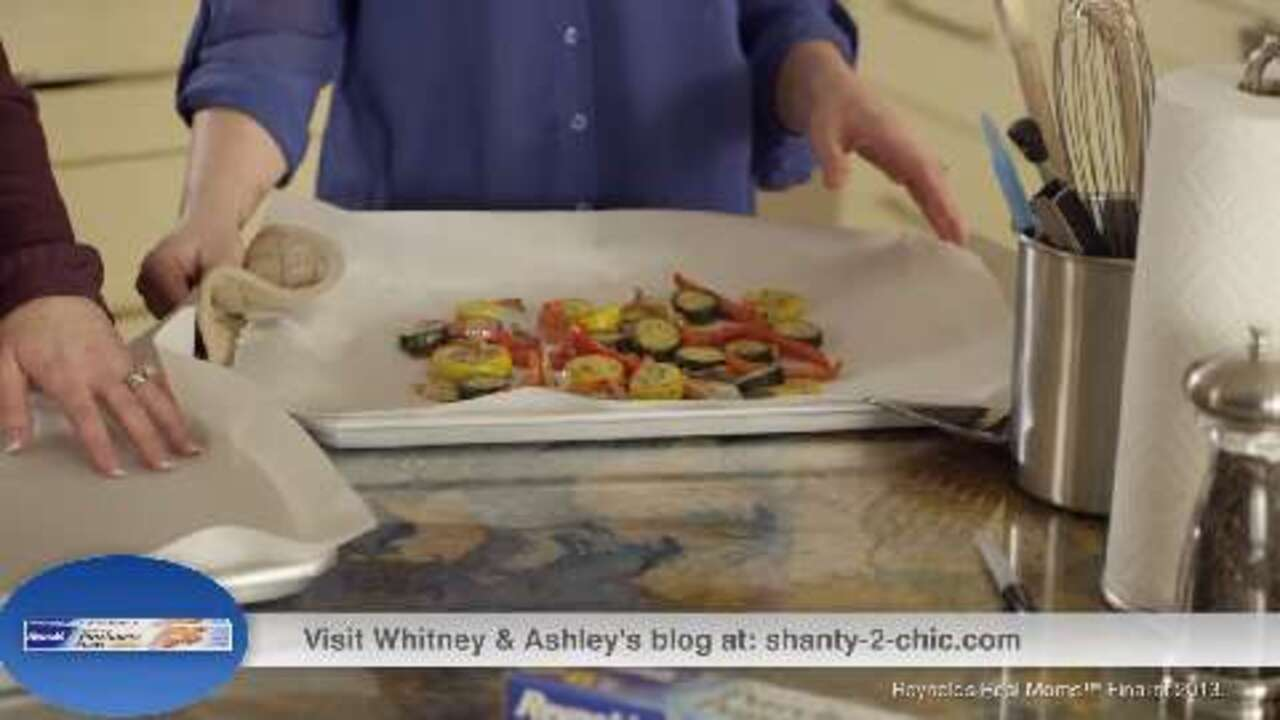 Whitney and Ashley's Flawless Roasted Vegetables