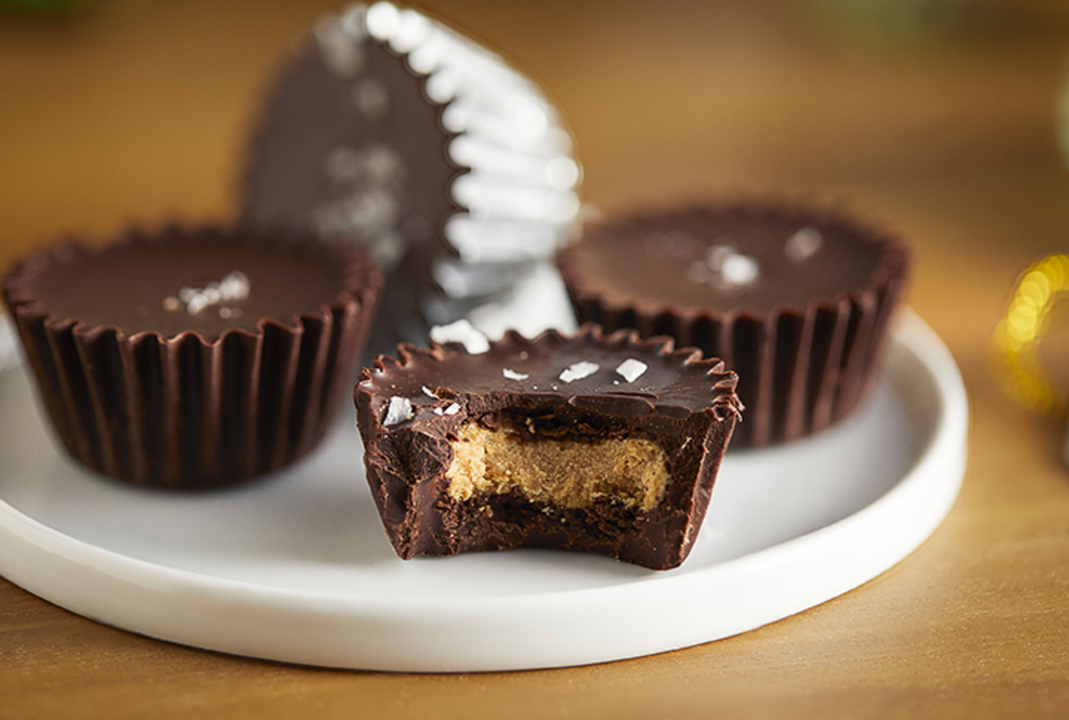 Ghirardelli® 72% Cacao Dark Chocolate Nut Butter Cups