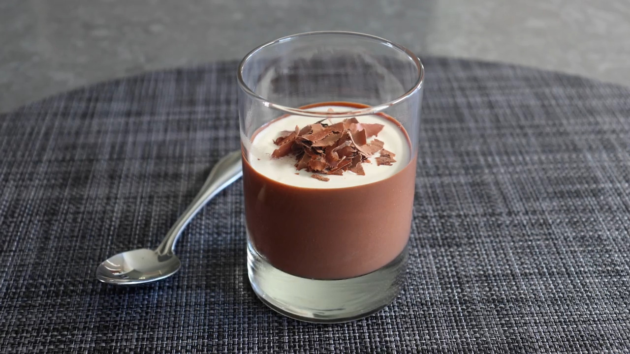 Chocolate Puddino
