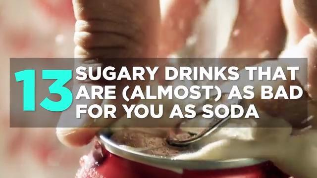 Stop sipping so much sugar!