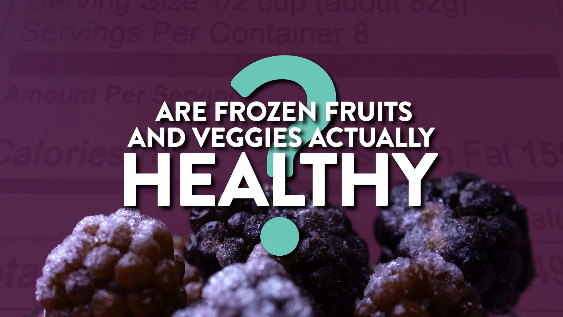 Are you eating as healthy as you think you are?