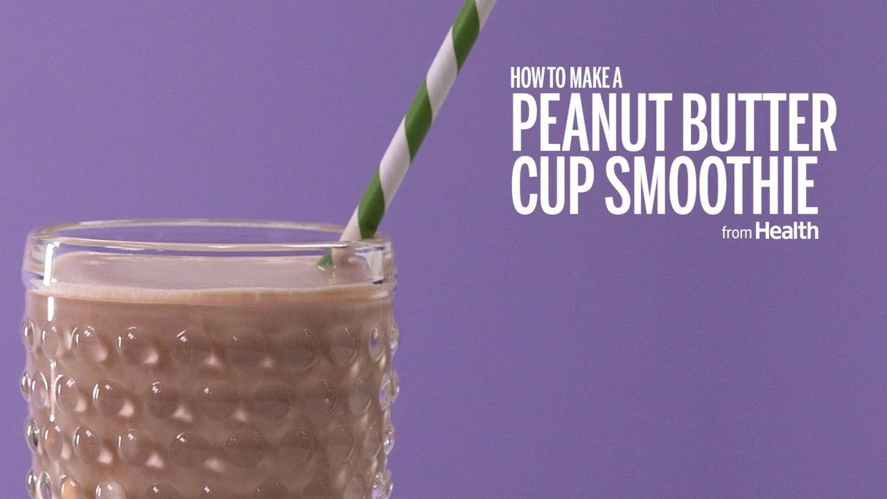 Peanut Butter Cup Smoothie