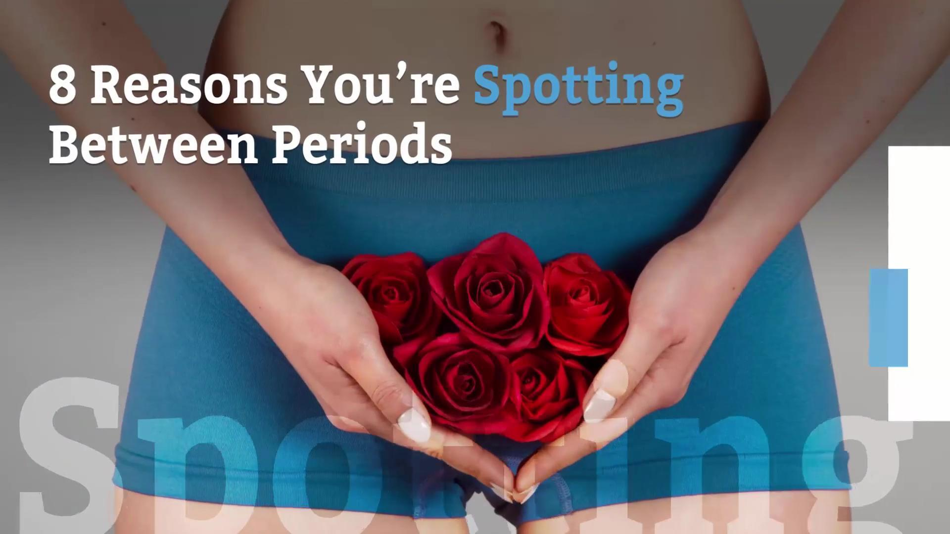 Your periods may get worse during perimenopause