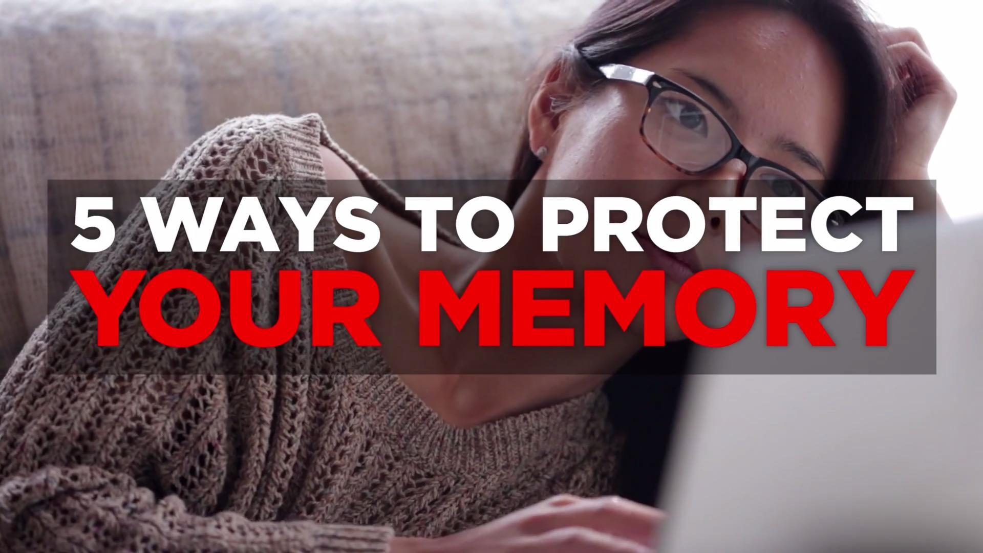 How to protect your mind now