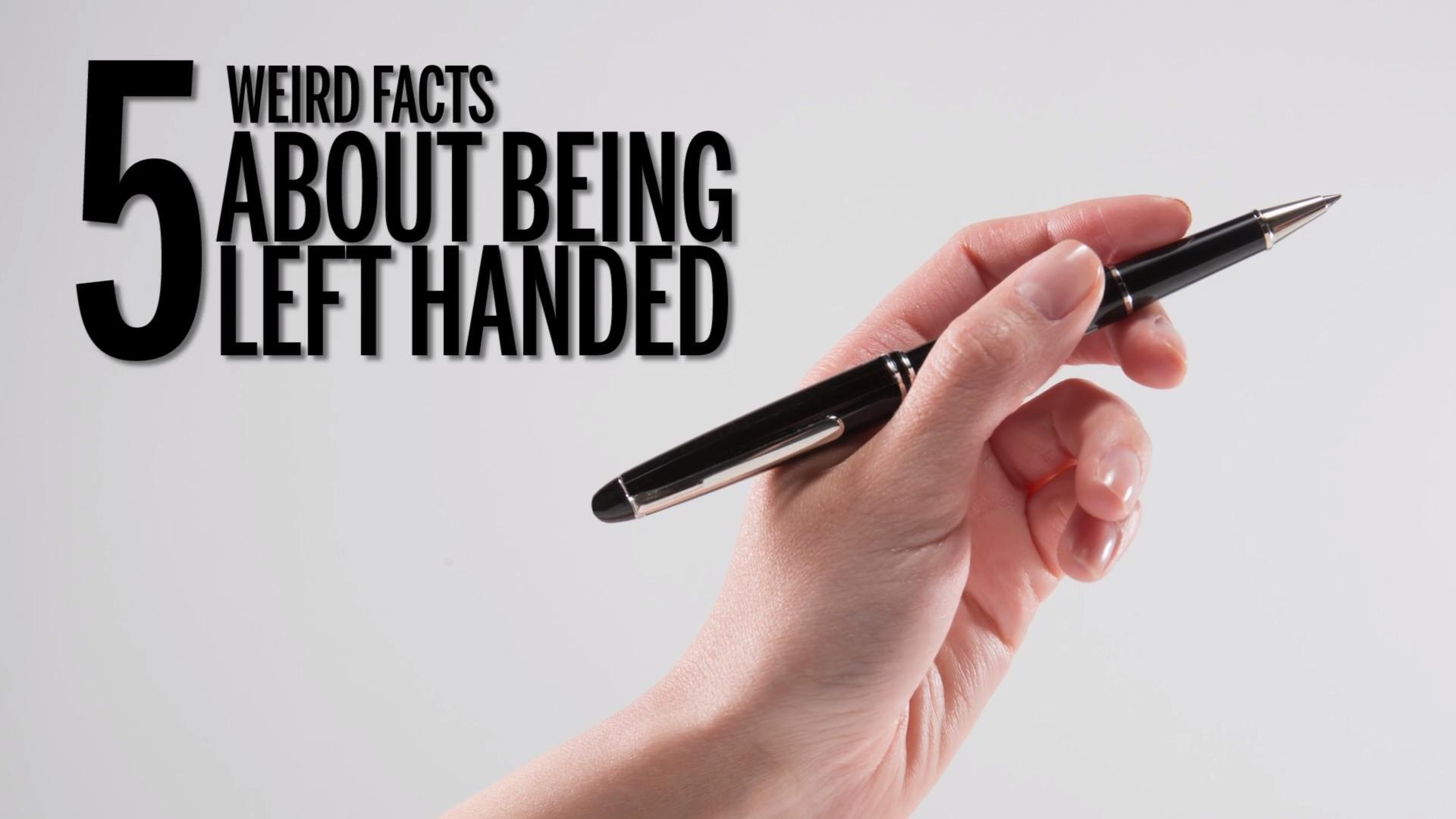 Myths, facts, and left-handed history