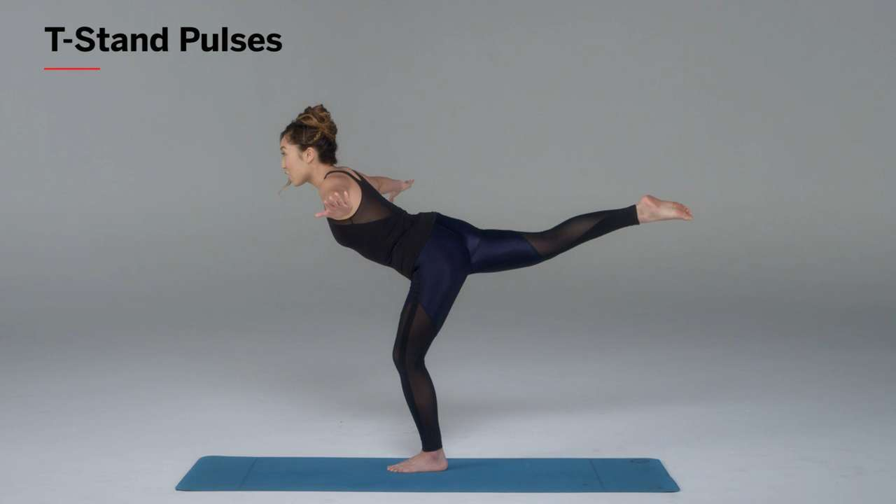 T-Stand Pulses