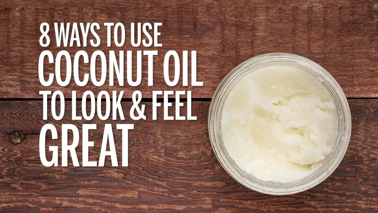Go nuts for coconut oil