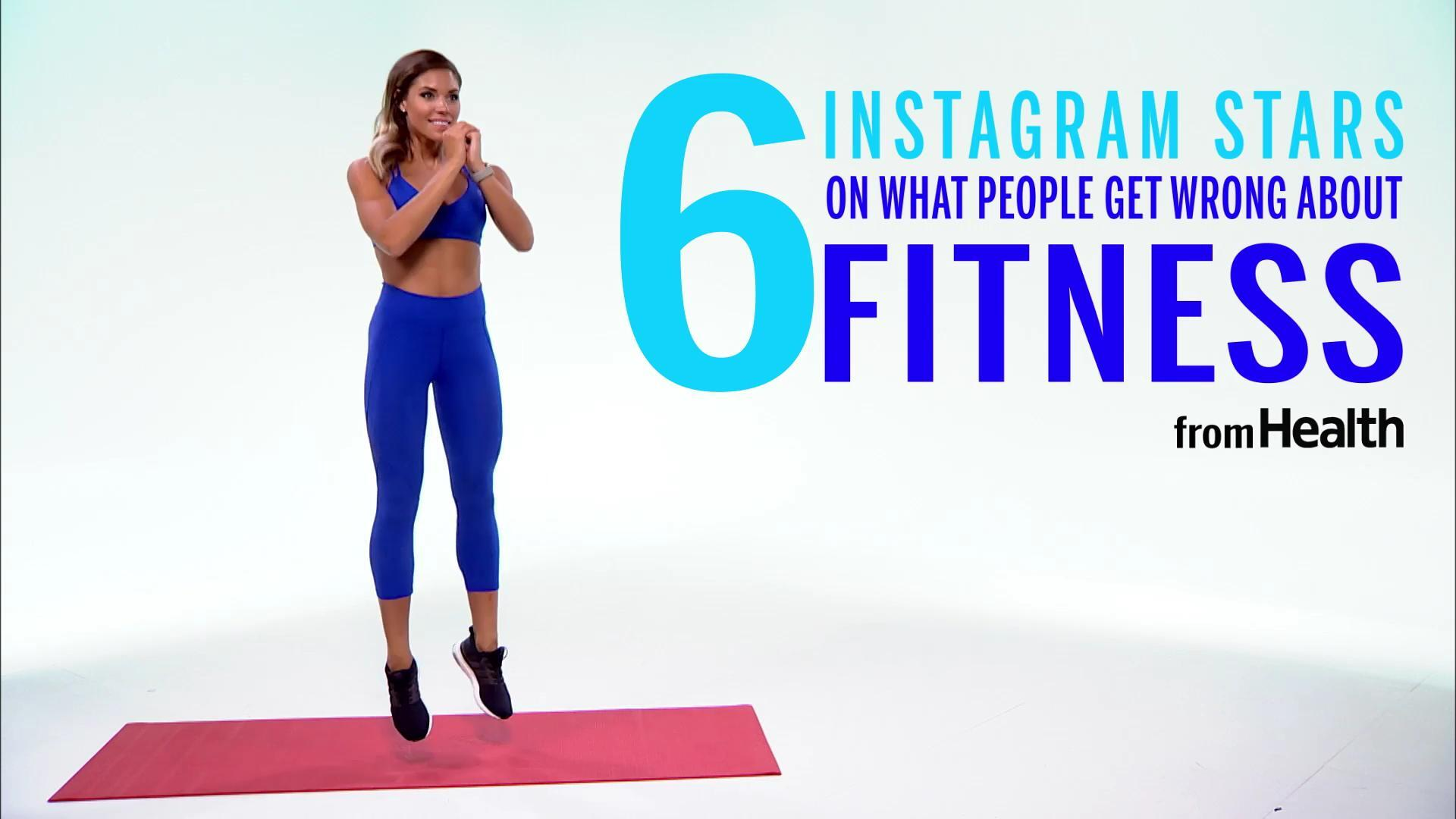 On what people get wrong about fitness...