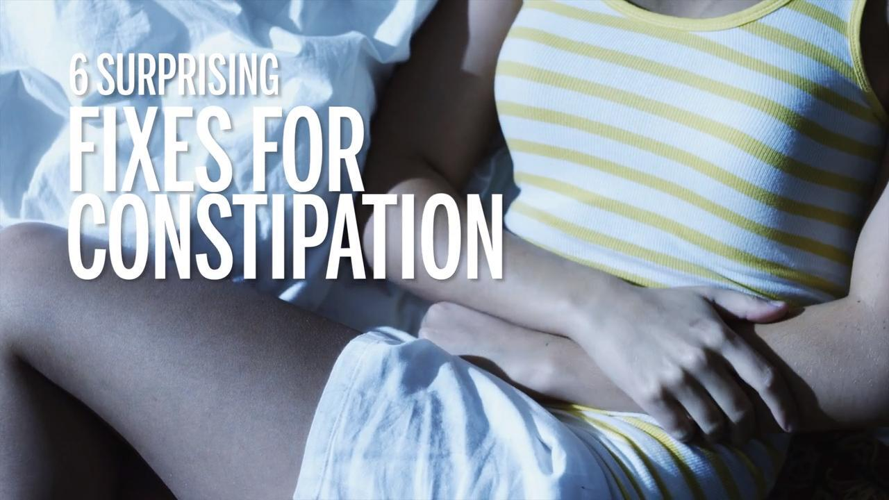 6 Surprising Fixes for Constipation