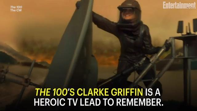 <em>The 100</em> recap: What did Clarke just do?