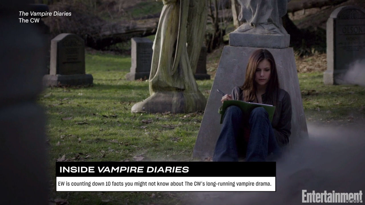 <em>The Vampire Diaries</em> series finale recap: 'I Was Feeling Epic'