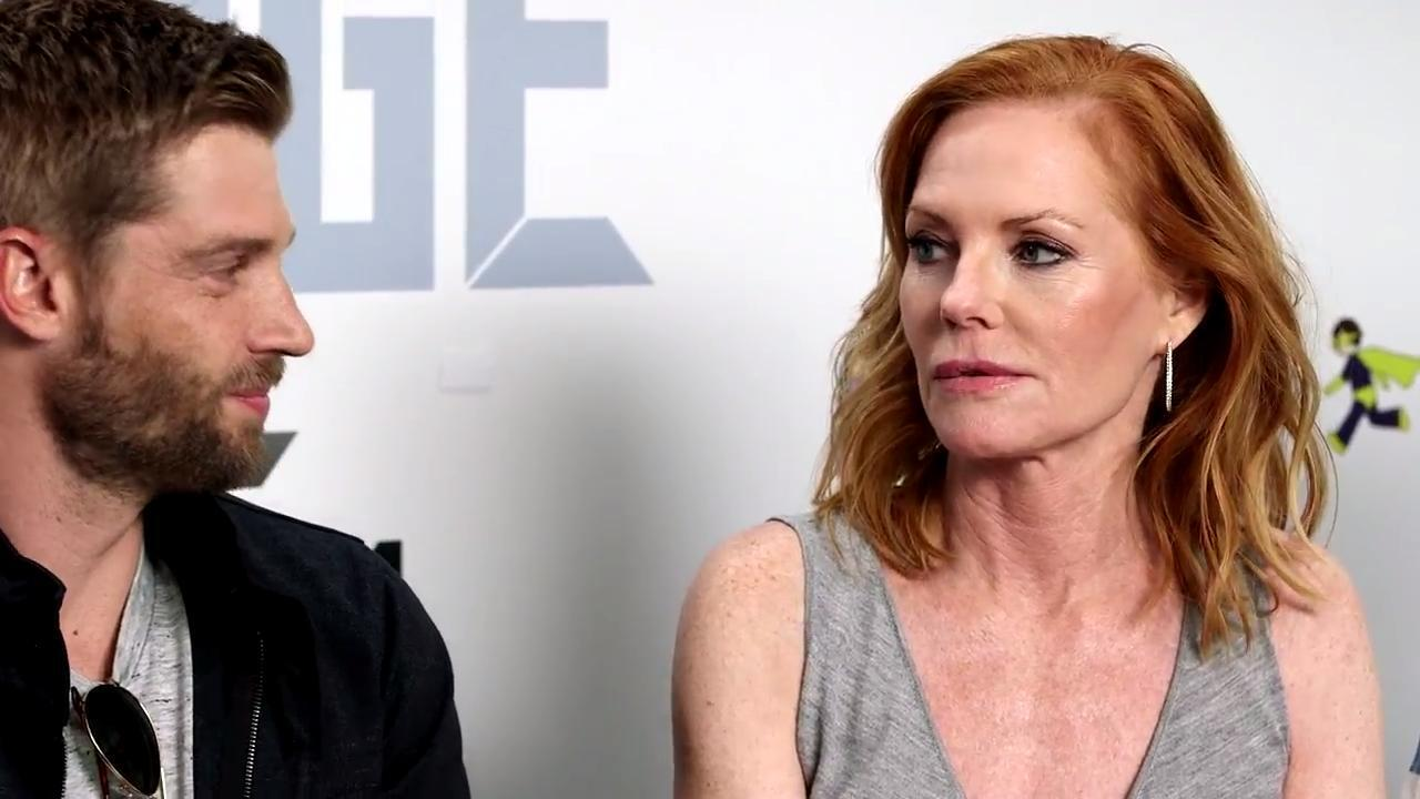 Comic Con 2015: Marg Helgenberger hasn't seen CSI movie script
