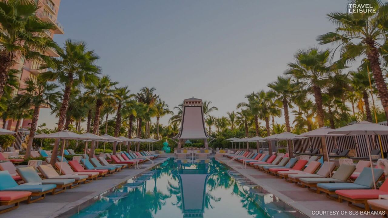 How the SLS Baha Mar Created a COVID-19 'Safety Zone' and Rolled Out an Epic Vacation Package to Enjoy It