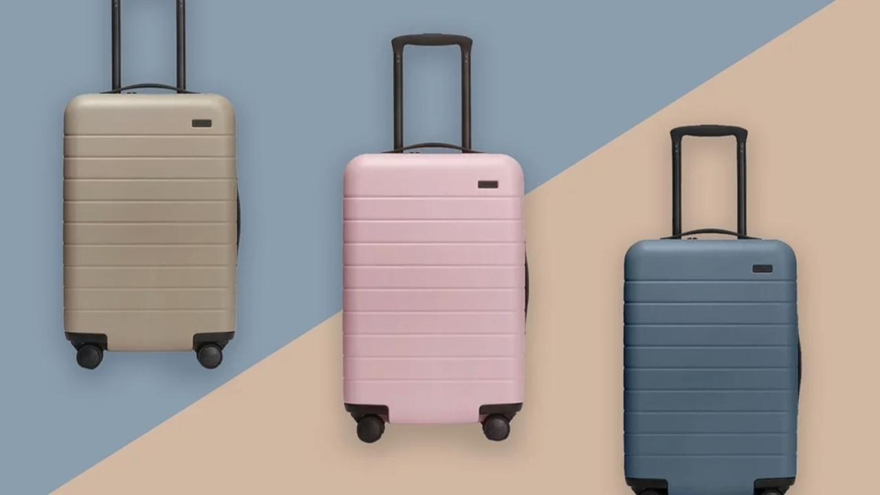 Away Luggage Is Going on Sale for the First Time Ever —With Popular Styles Up to 50% Off