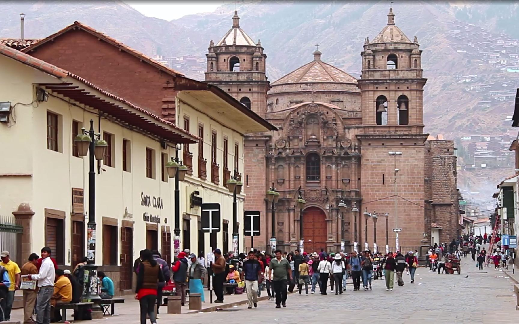 VIDEO: Five Things to Do in Cuzco